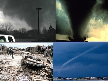 Terrible, Tragic Tornadoes