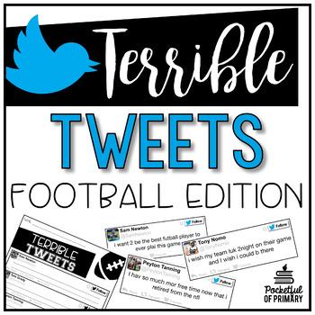 Terrible Tweets | Football Edition