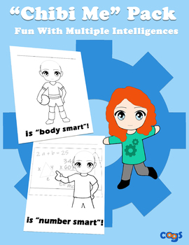 Terrific Back-to-School Activity! Multiple Intelligence Chibis!