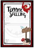 Terrific Spelling