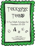 Terrific Teens!