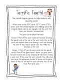 Terrific Teeth: A Word Decoding 2-in-1 Game