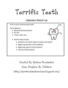Terrific Teeth Literacy Center