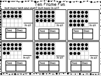 Terrific Ten Frames