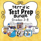 Test Prep Bundle! Now with 10 Terrific Resources!