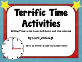 Terrific Time Activities