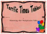 Terrific Times Tables