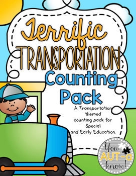 Transportation Counting Pack