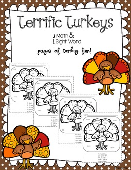 Terrific Turkeys