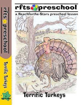 Terrific Turkeys {5-day Thematic Unit}