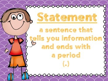 Terrific Types of Sentences