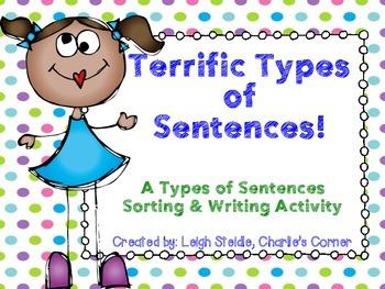 Terrific Types of Sentences