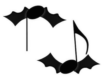 Terrifying Tempos - Music Bulletin Board for October