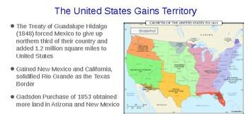 Territorial Expansion Presentation