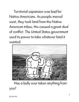 Territorial Expansion and Native Americans