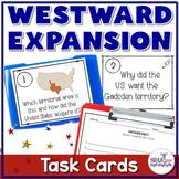 Westward Expansion Card Sort Activity
