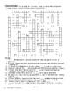 Terrorism/September 11 (9/11) WORLD HISTORY LESSON 93/100, Reading & Crossword