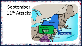 Terrorism & War in the Middle East Lesson PowerPoints