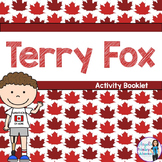 Terry Fox Activity Booklet