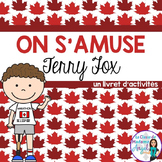 Terry Fox French Activity Booklet