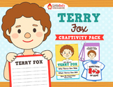 Terry Fox { Craftivity Pack }