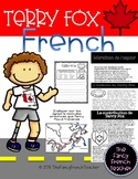 Terry Fox French Mini Unit