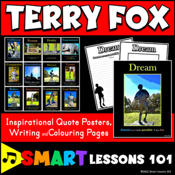 Essay: Terry Fox