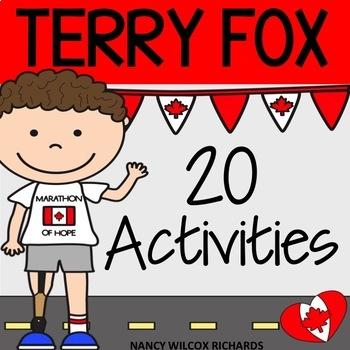 Terry Fox  K-3 Activities
