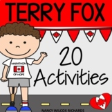 Terry Fox Activities for K-3