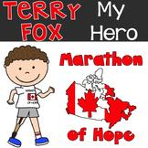 Terry Fox - My Hero