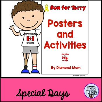 Terry Fox Posters and Activities