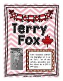 Terry Fox : un héros canadien !