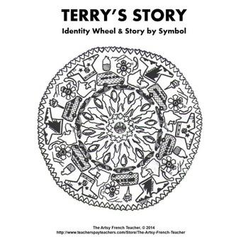 Terry's Story - Identity Wheel & Story by Symbols