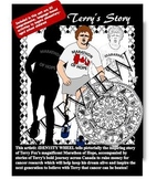 Terry's Story - Terry Fox's pictorial Marathon of Hope Lan