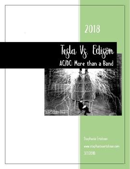 Tesla Vs. Edison: AC/DC More than a Band