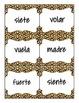 Tesoros Sight Word Cards Unit 1-Unit6