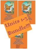 Tesoros de Lectura Unit 1-3 Bundle