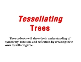 Tessellating Trees a great Winter project