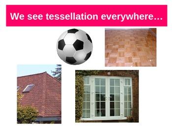 Tessellation & Escher PowerPoint Introduction