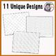 Tessellation Printable Worksheets
