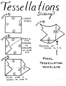 Tessellation Step-by-Step Handout
