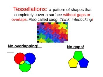 Tessellation powerpoint