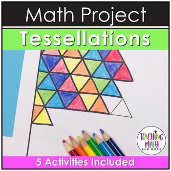 Tessellations Teaching Resources Teachers Pay Teachers