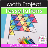Tessellations Math Project Elementary