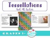 Tessellations: Math and Art!