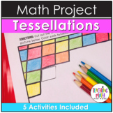 Tessellations Project Middle School Math