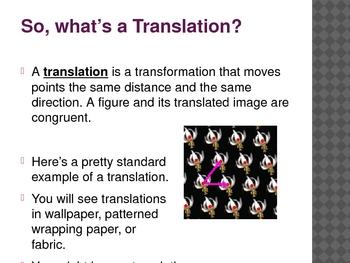Tessellations Power Point - Escher Lesson
