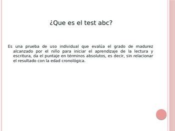 Test ABC