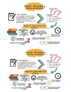 Test Anxiety Handout