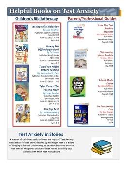 Test Anxiety Parent Handout